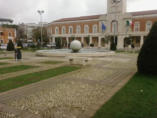 fontana della palla piazza popolo