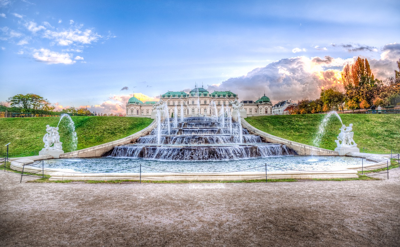 2 - Vienna, Austria