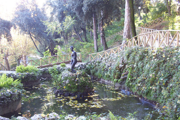 fontana villa vecchia cosenza