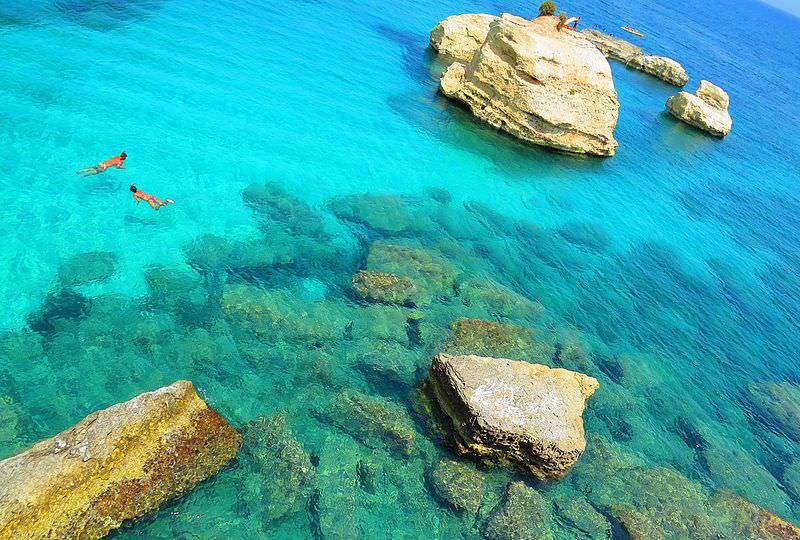 Spiaggia di fontane bianche, siracusa