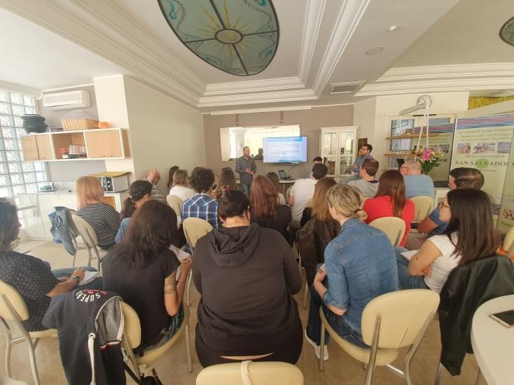 formazione terzo meeting travel365