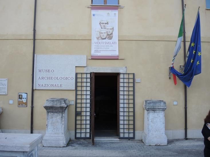 formia museo archeologico nazionale