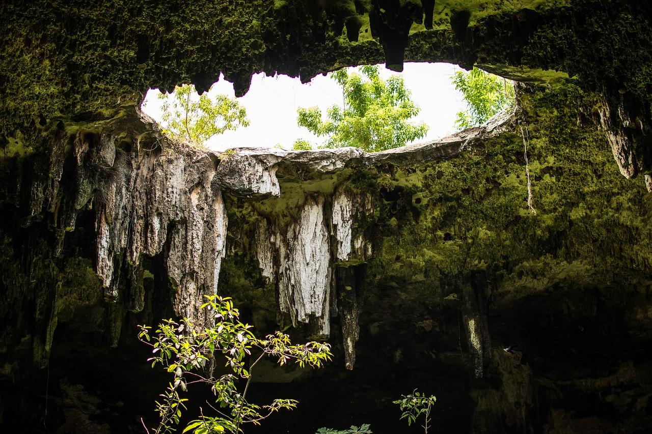 Grotte dello Yucatan, Cenotes