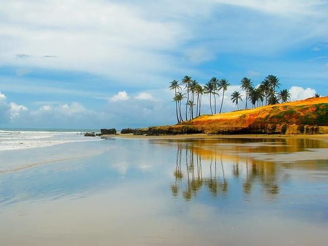 fortaleza spiaggia