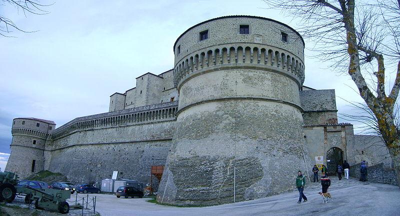 San Leo, la prigione di Cagliostro