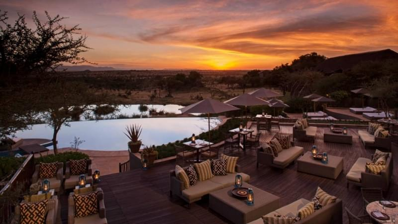 Four Season Safari Lodge, Tanzania