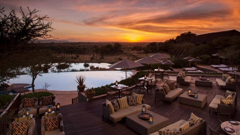 Four Season Safari Lodge, Tanzania