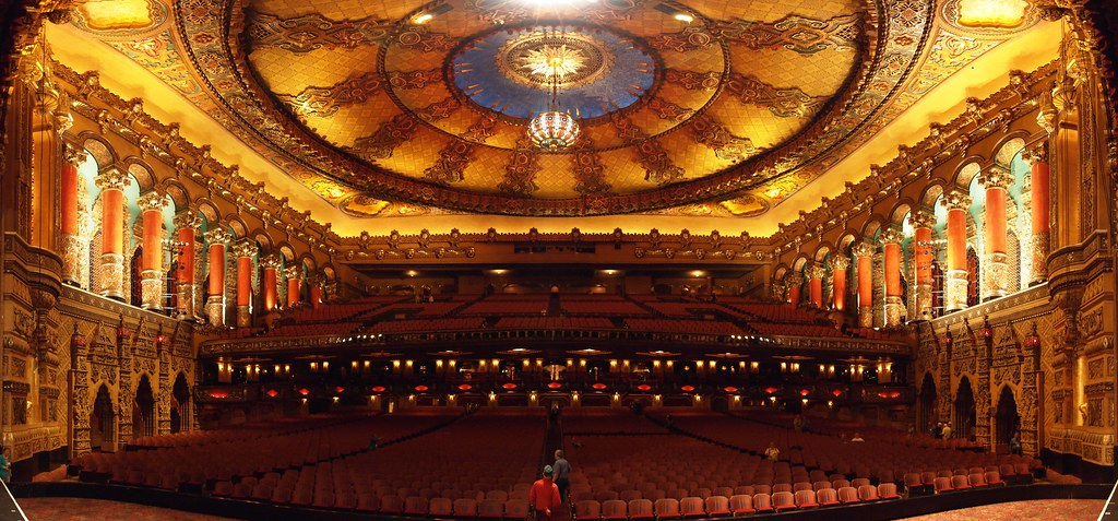 10 fox theatre detroit