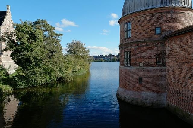 castello di frederiksborg a Hillerod