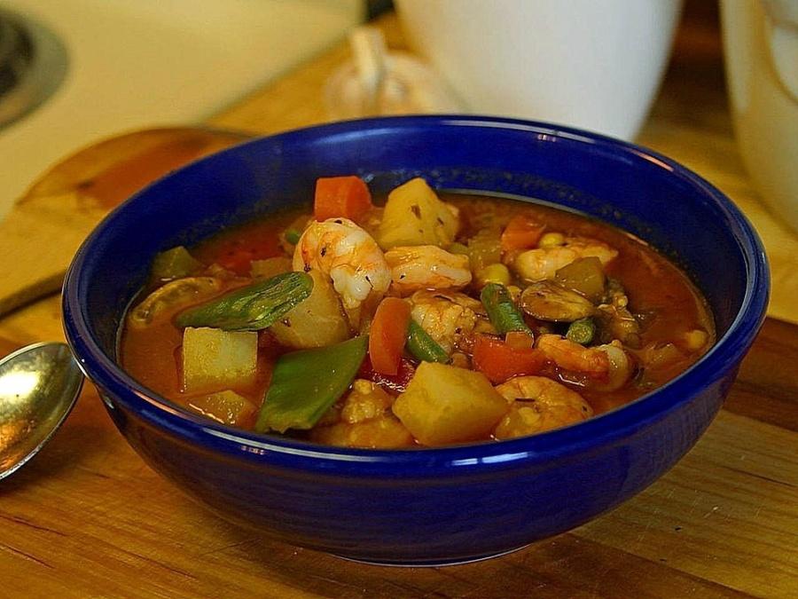 il seafood chowder, piatto dalla molteplice funzione