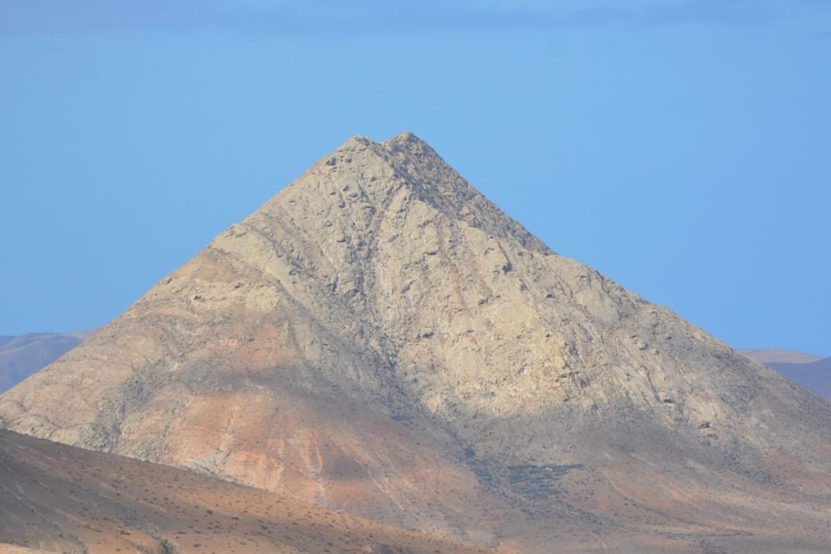 fuerteventura canarie montagna acra