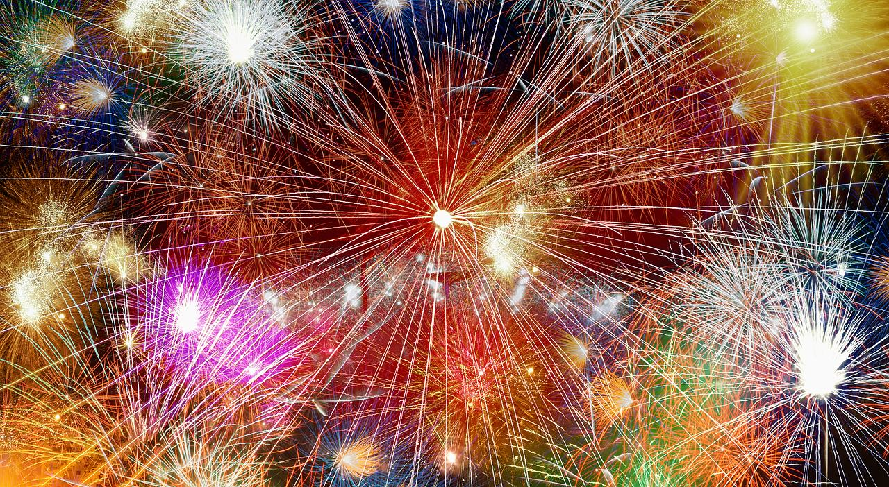 fuochi d'artificio new york