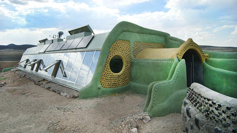 Earthship biotecture