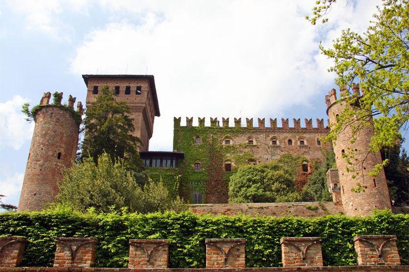 castello di gabiano gabiano alessandria