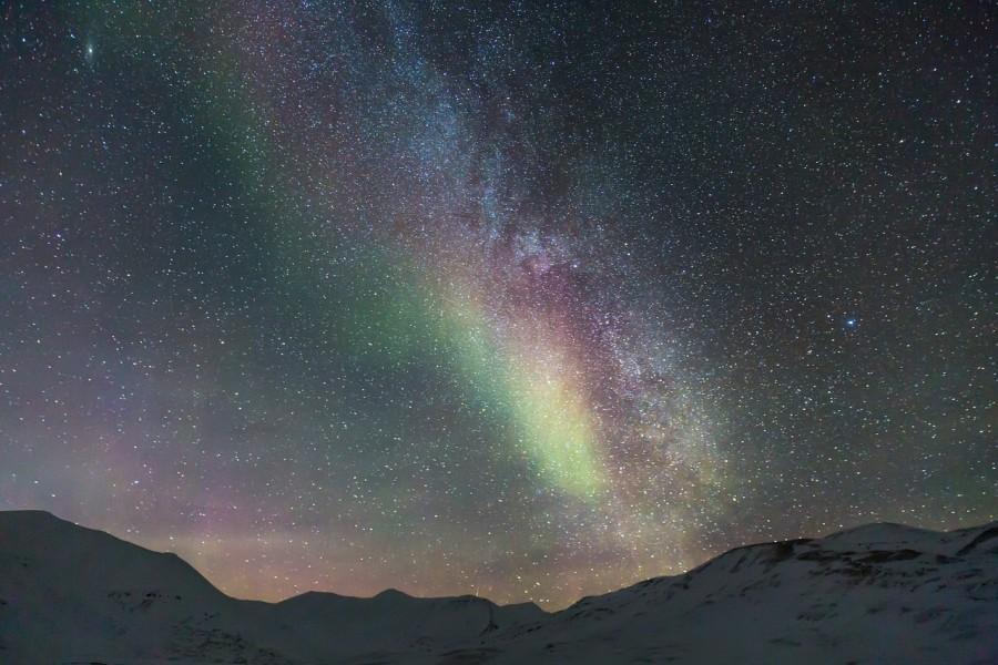 aurora boreale_svalbard