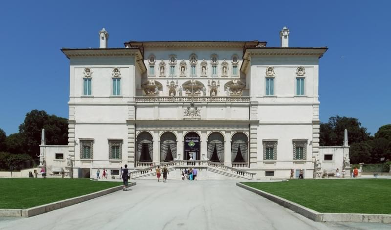 galleria borghese roma 1