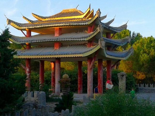 gallico pagoda del parco della mondialita