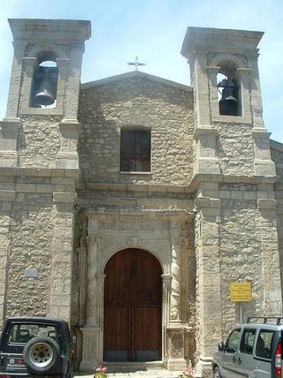 gangi chiesa san paolo