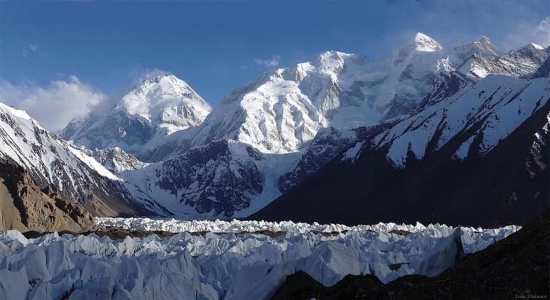 14 montagne più alte del mondo