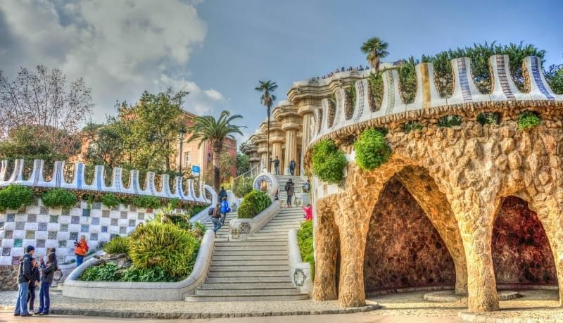 Parc guell ingresso