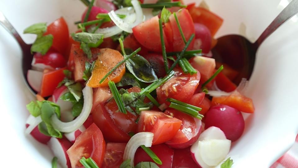 gemischter salat insalata mista vienna