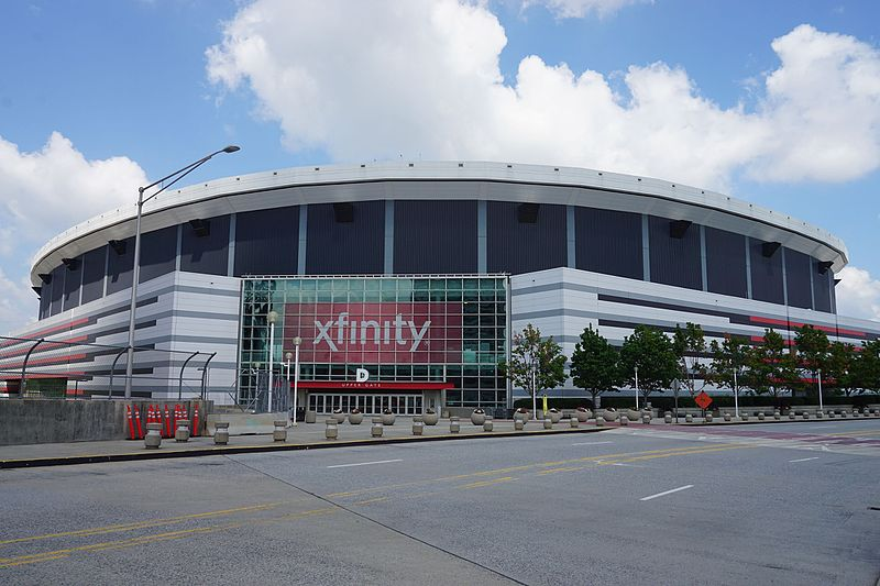 Georgia Dome, Atlanta - Stati Uniti