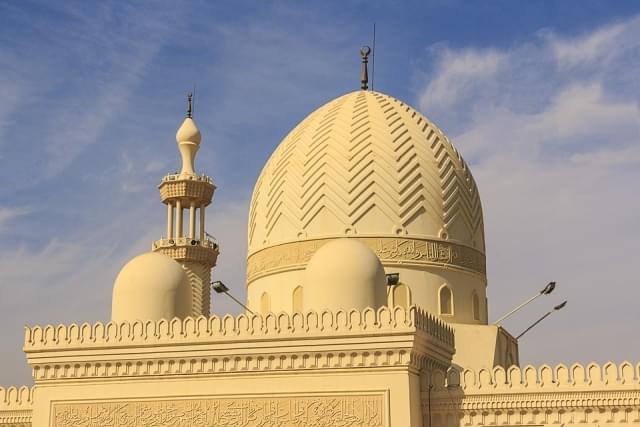 giordania aqaba moschea turismo