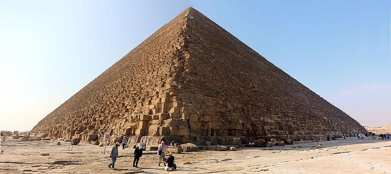 6 piramide di cheope