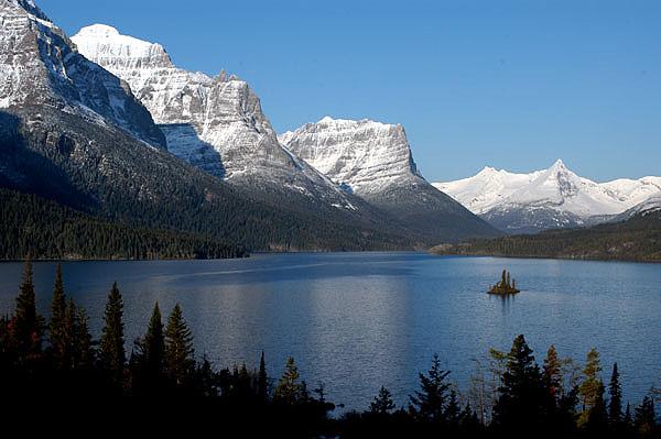 8 glacier national park