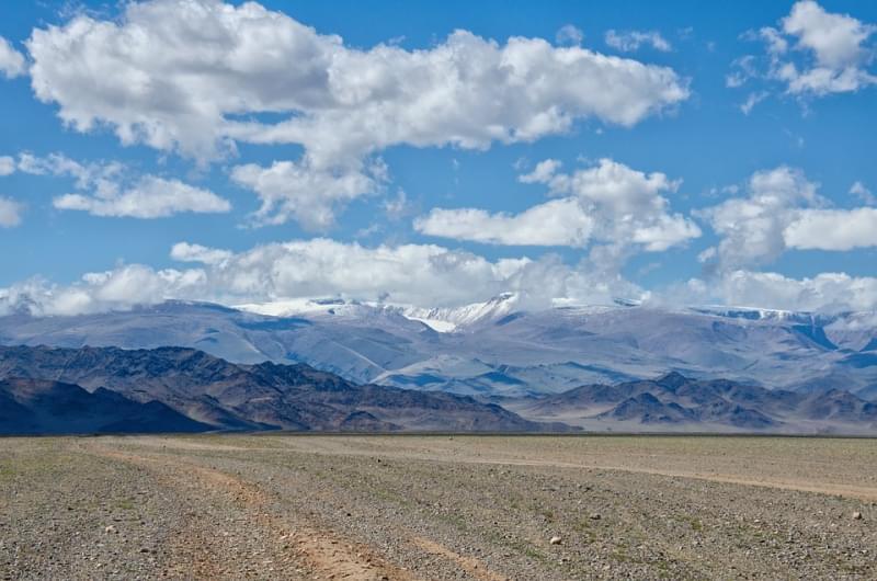 5 - Deserto del Gobi: 1.300.000 km2