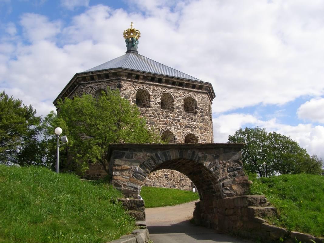 goteborg skansen kronan svezia