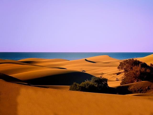 gran canarie dune