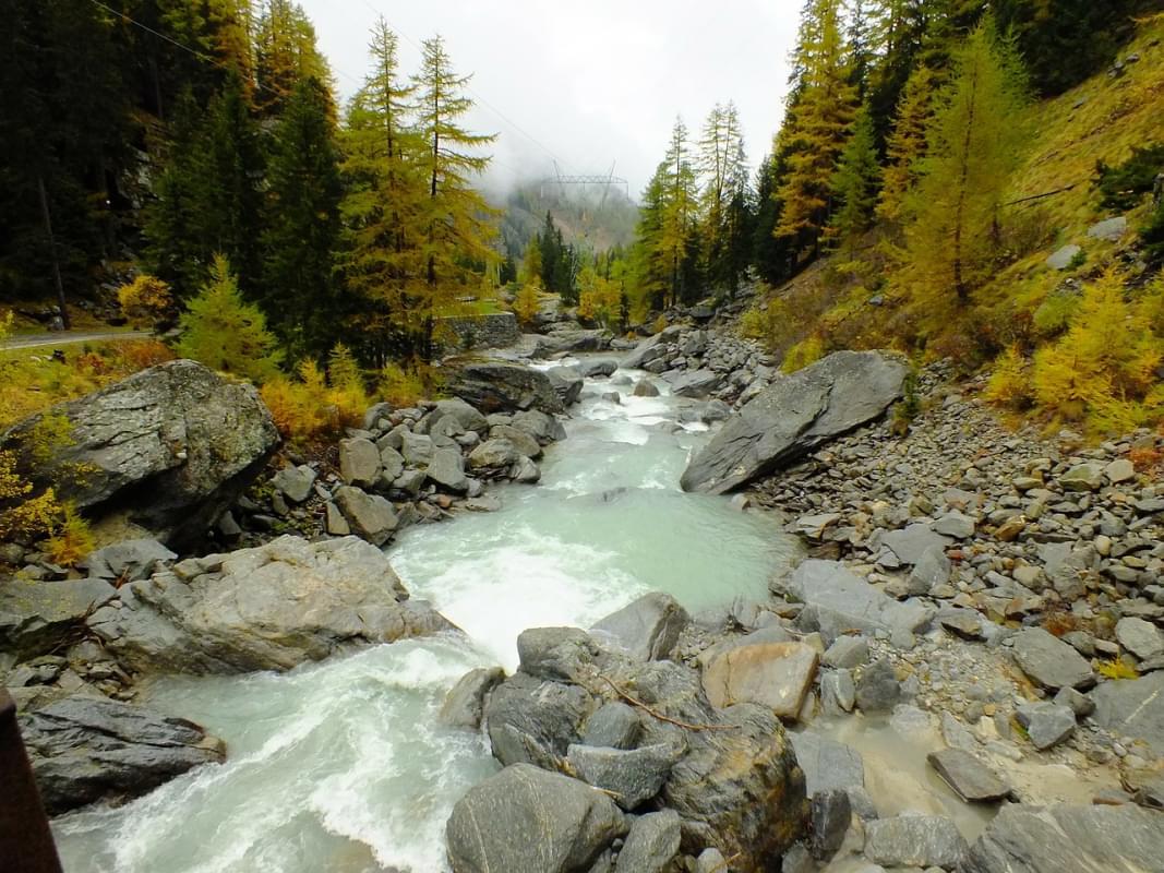 Gran Paradiso National Park, Italia