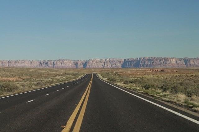 grand canyon strada arizona canyon