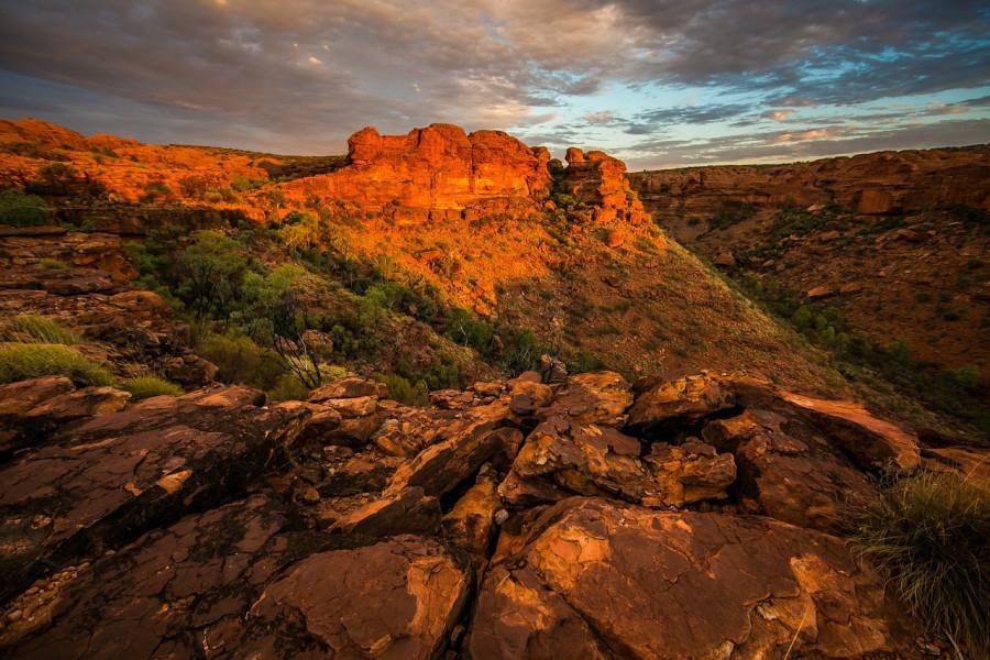 Gran Canyon National Park , USA