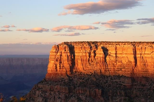 grand canyon tramonto places posti