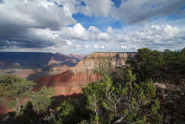 grand canyon vista grand canyon
