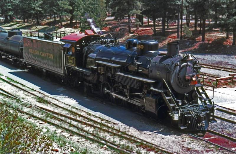 Grand Canyon Railway (Arizona)