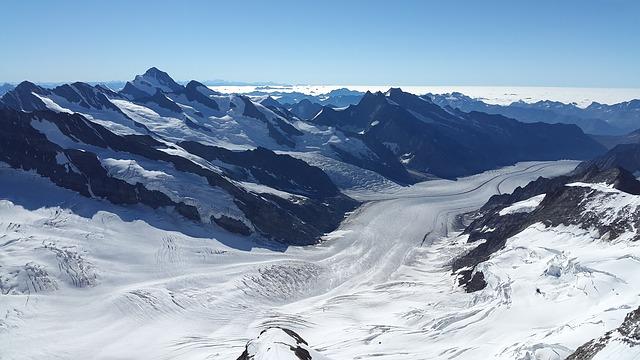 grande ghiacciaio dell aletsch