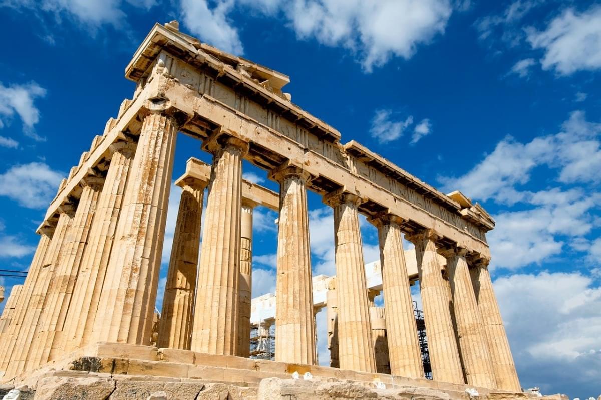 grecia palazzo partenone