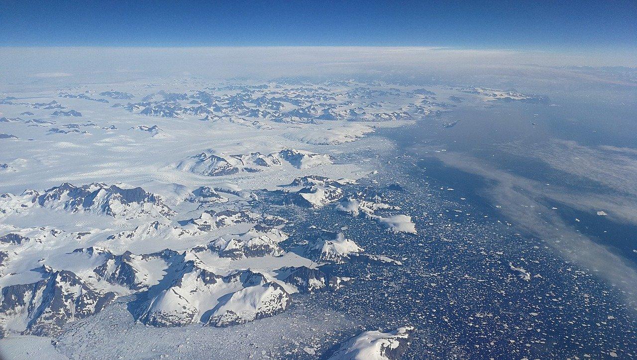 Calotte polari della Groenlandia