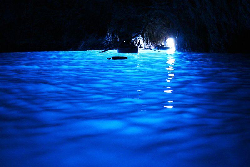 Grotta Azzurra, Puglia