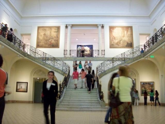 hall palacio ferreyra museo evita peron