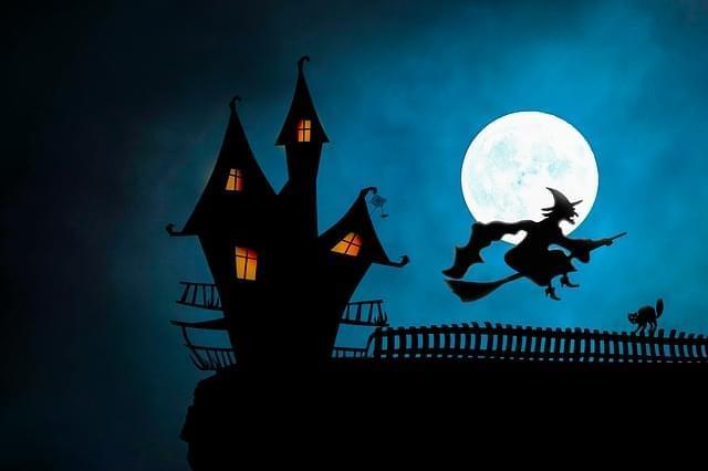 halloween casa della strega 1
