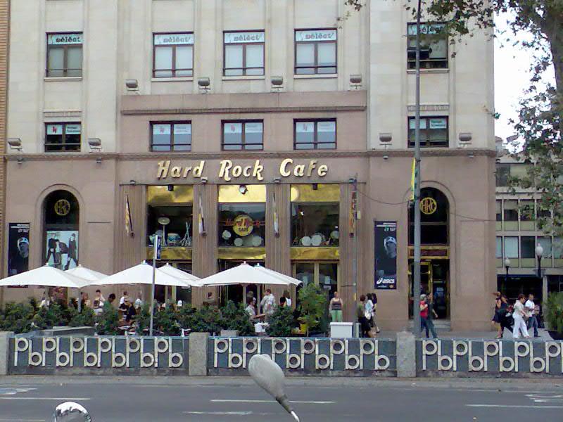Ingresso dell'HRC di Barcellona