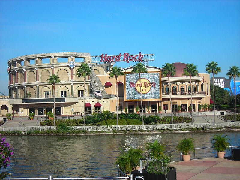 Hard rock cafe di Orlando