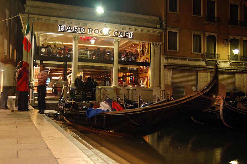 Hard rock cafe di Venezia