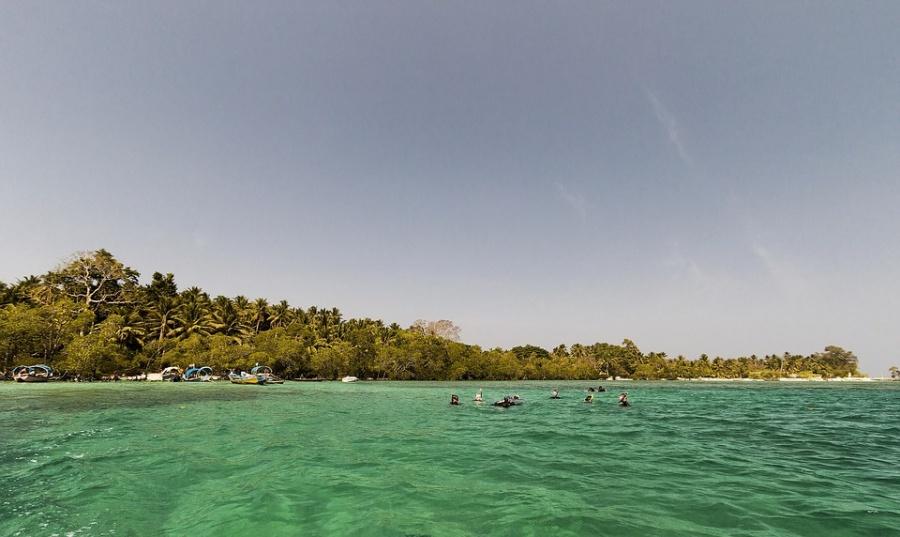eolie snorkeling