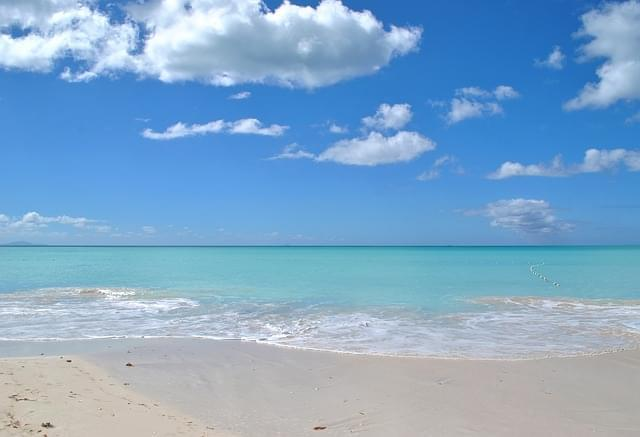 hawksbill beach