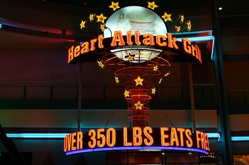 Burger all Heart Attack